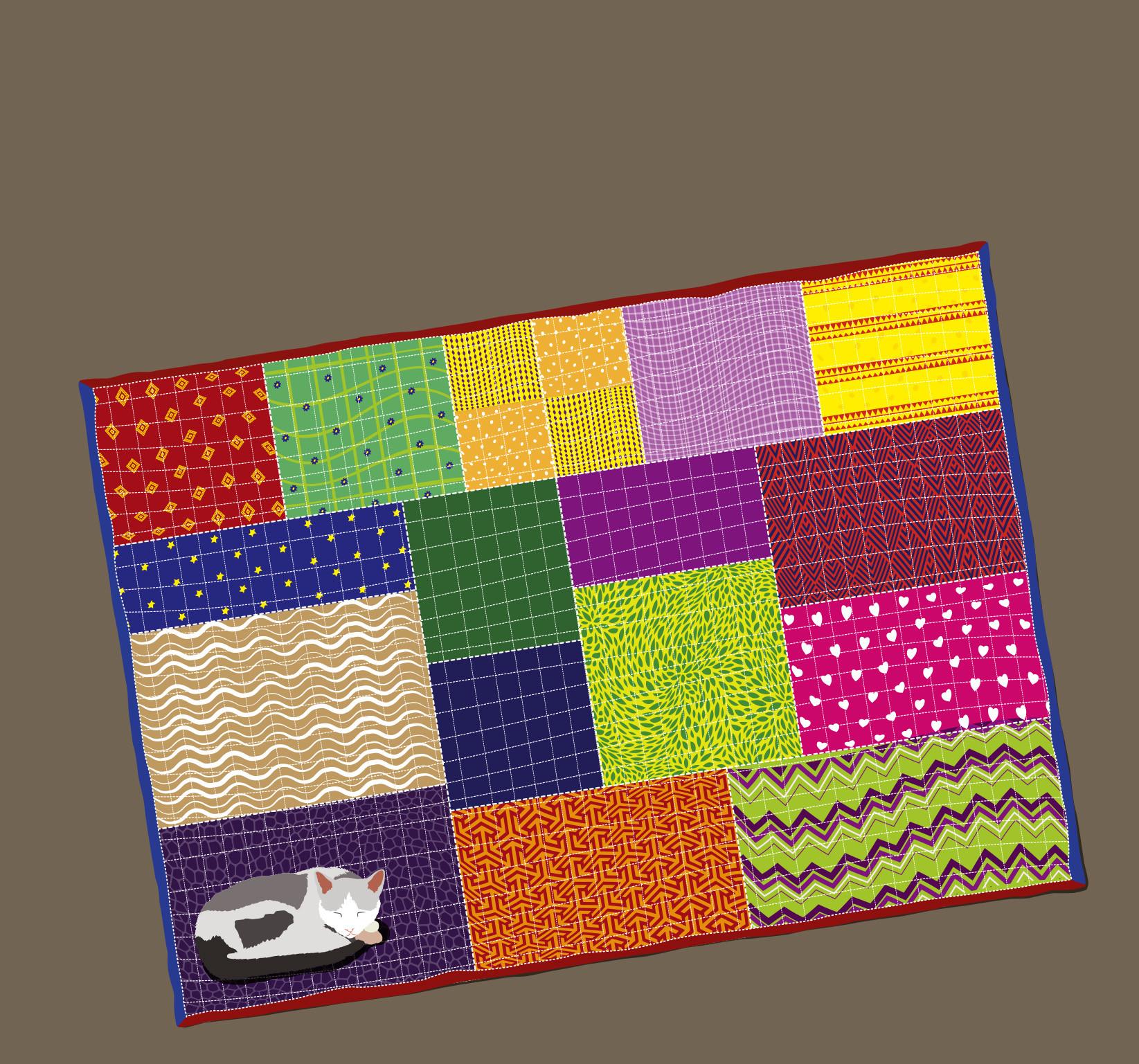 Rajesh r sawant quilt 01
