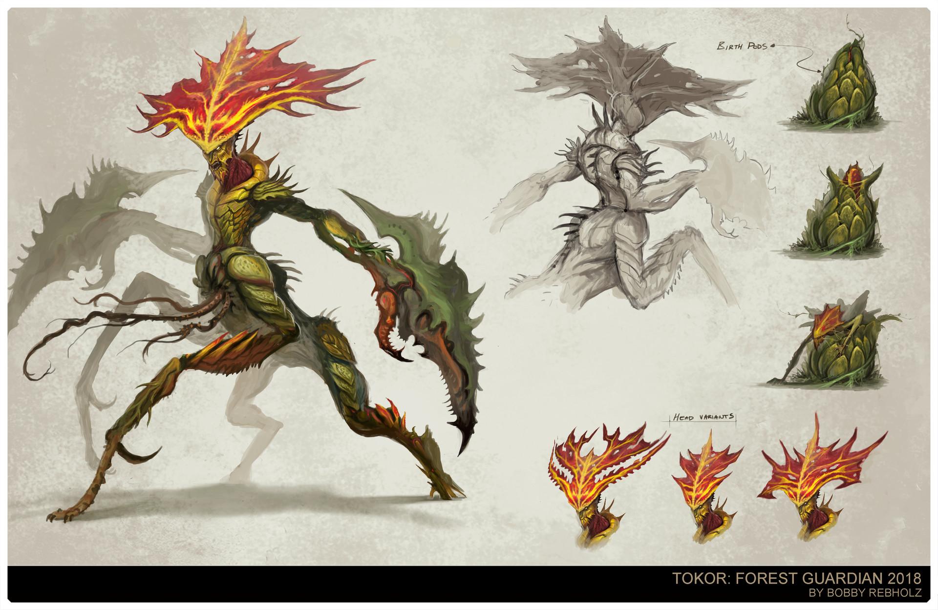 Bobby rebholz leafwarrior