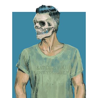 Sefie rosenlund skull