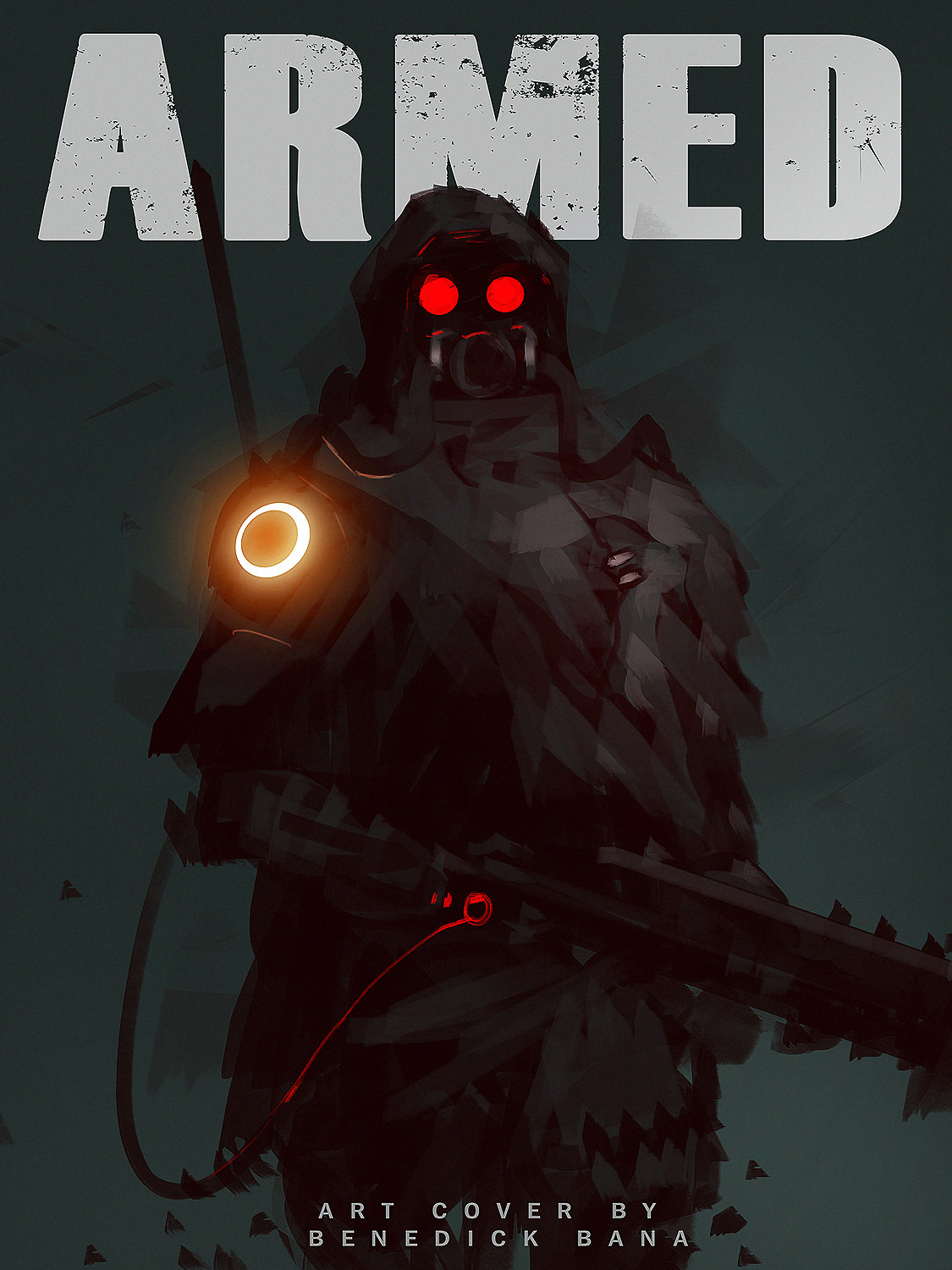 ARMED  - Personal project Art Cover