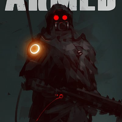 Benedick bana armed cover art lores
