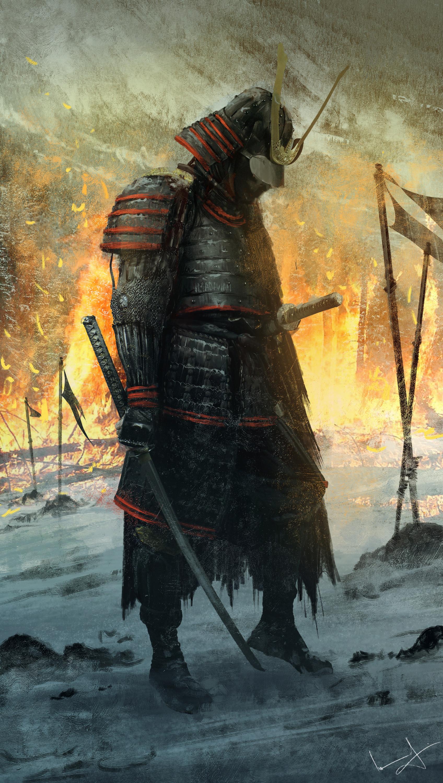 Imx awan samurai credits