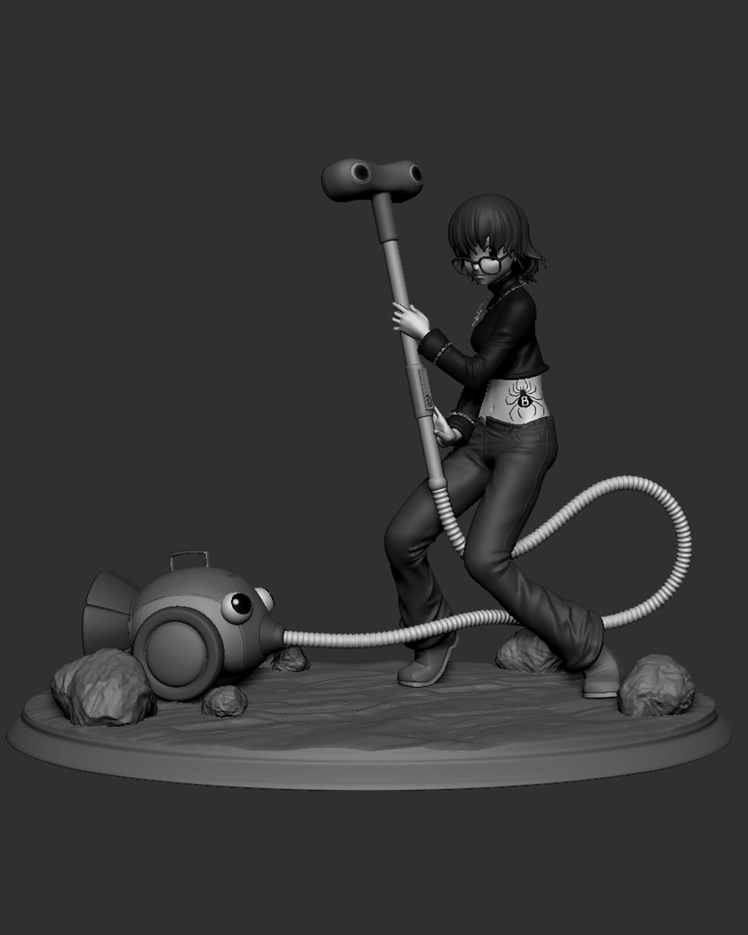 Masatomo suzuki hunterxhunter shizuku03