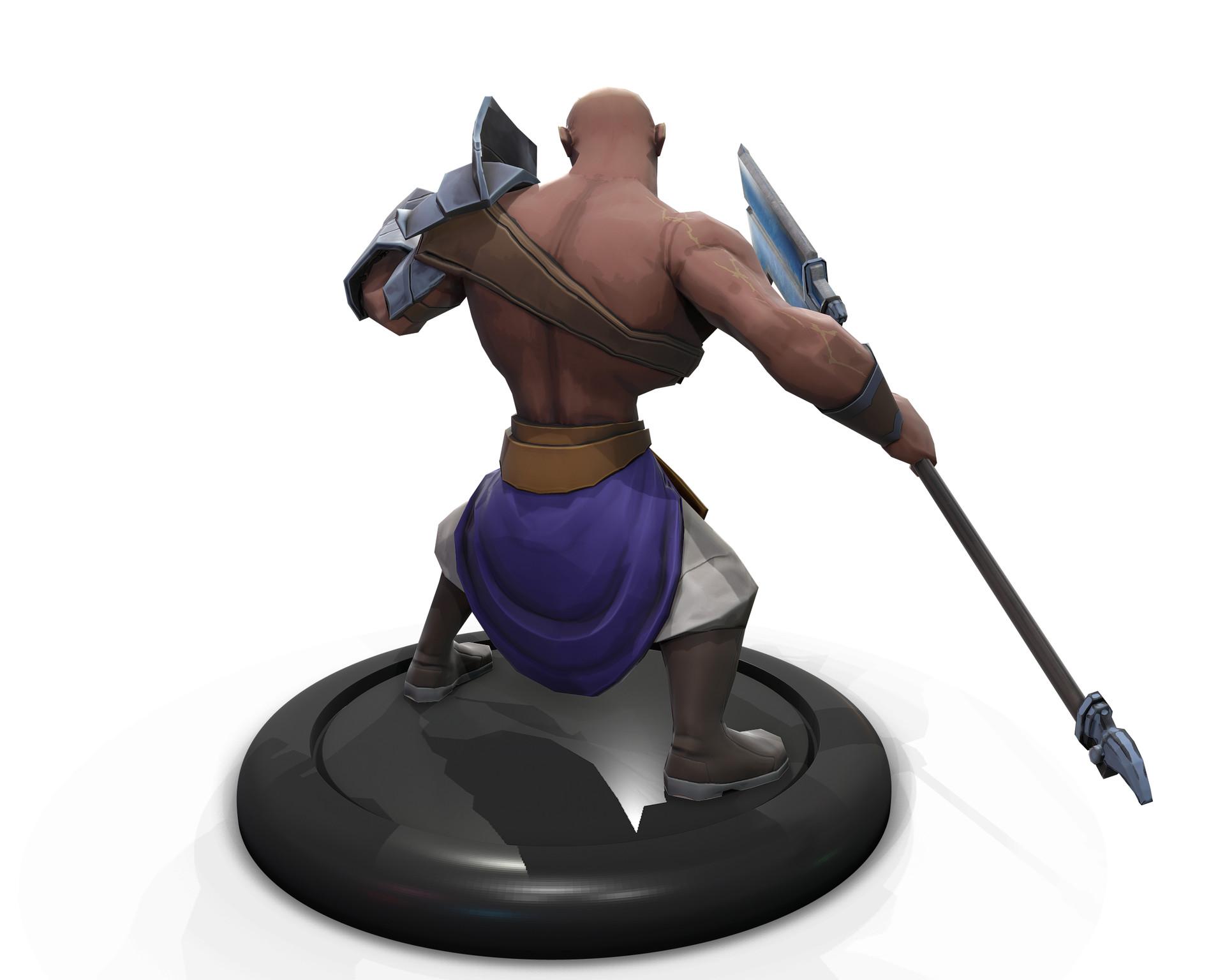 Nick bozarth kunorender 1