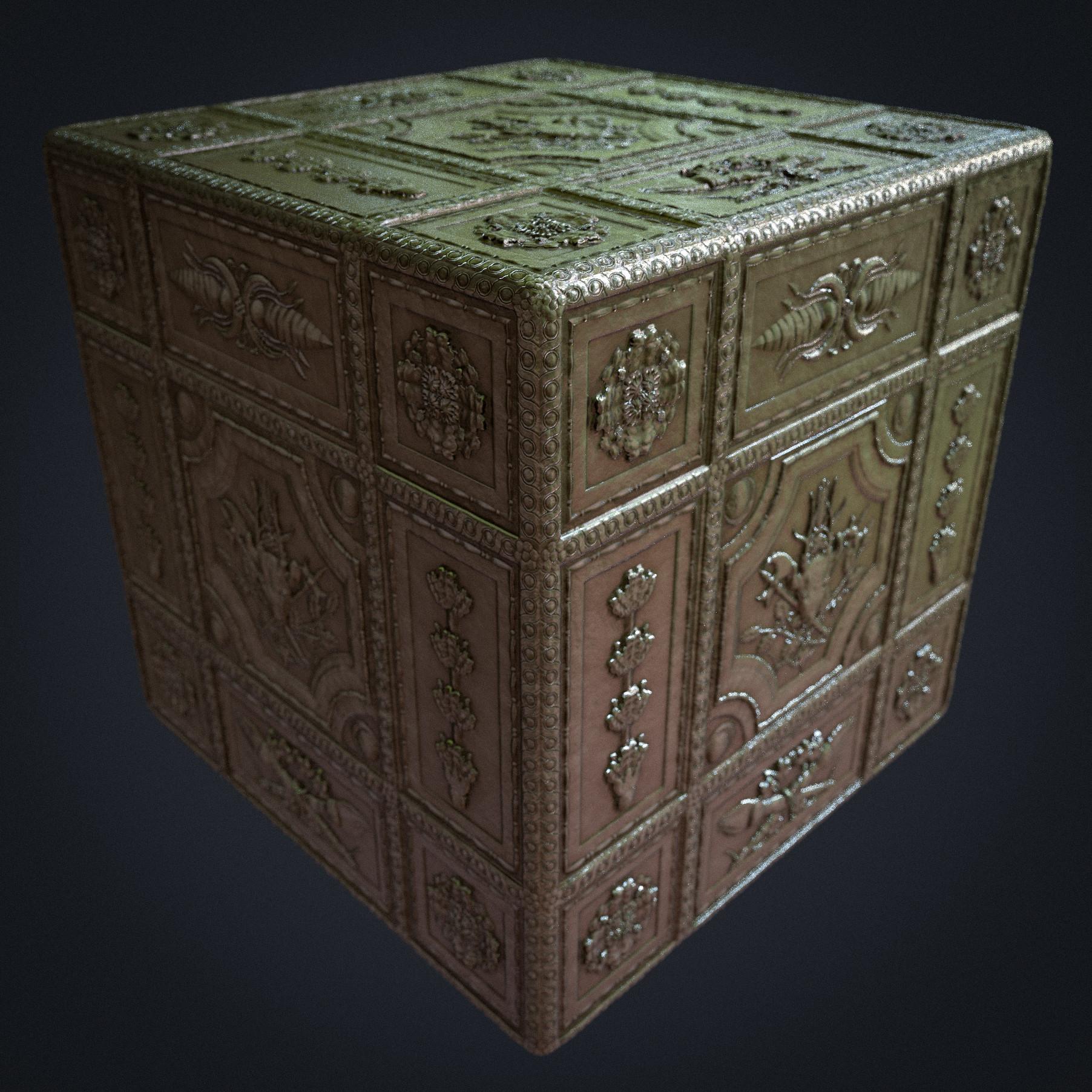 Chris injae choi deerhex cube 9 12 1 2018