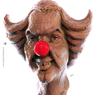 Surajit sen who am i spped sculpt by surajitsen updt