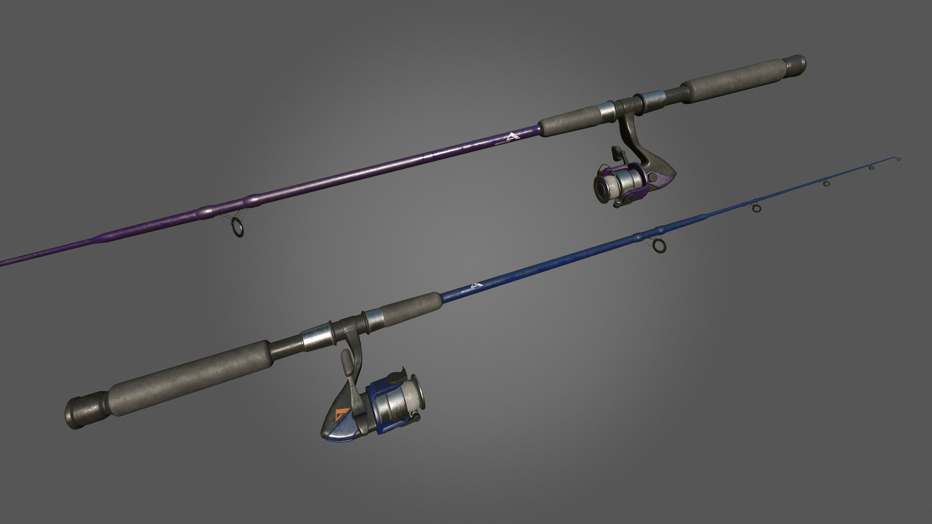 Carl kent fishing rod 1