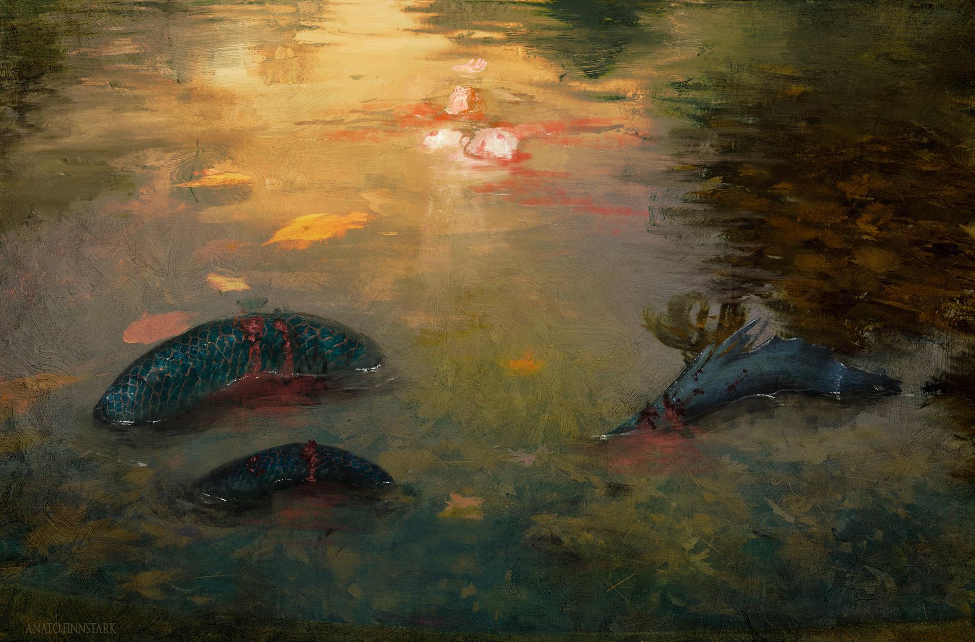 Anato finnstark the little mermaid by anatofinnstark dctf5ow fullview