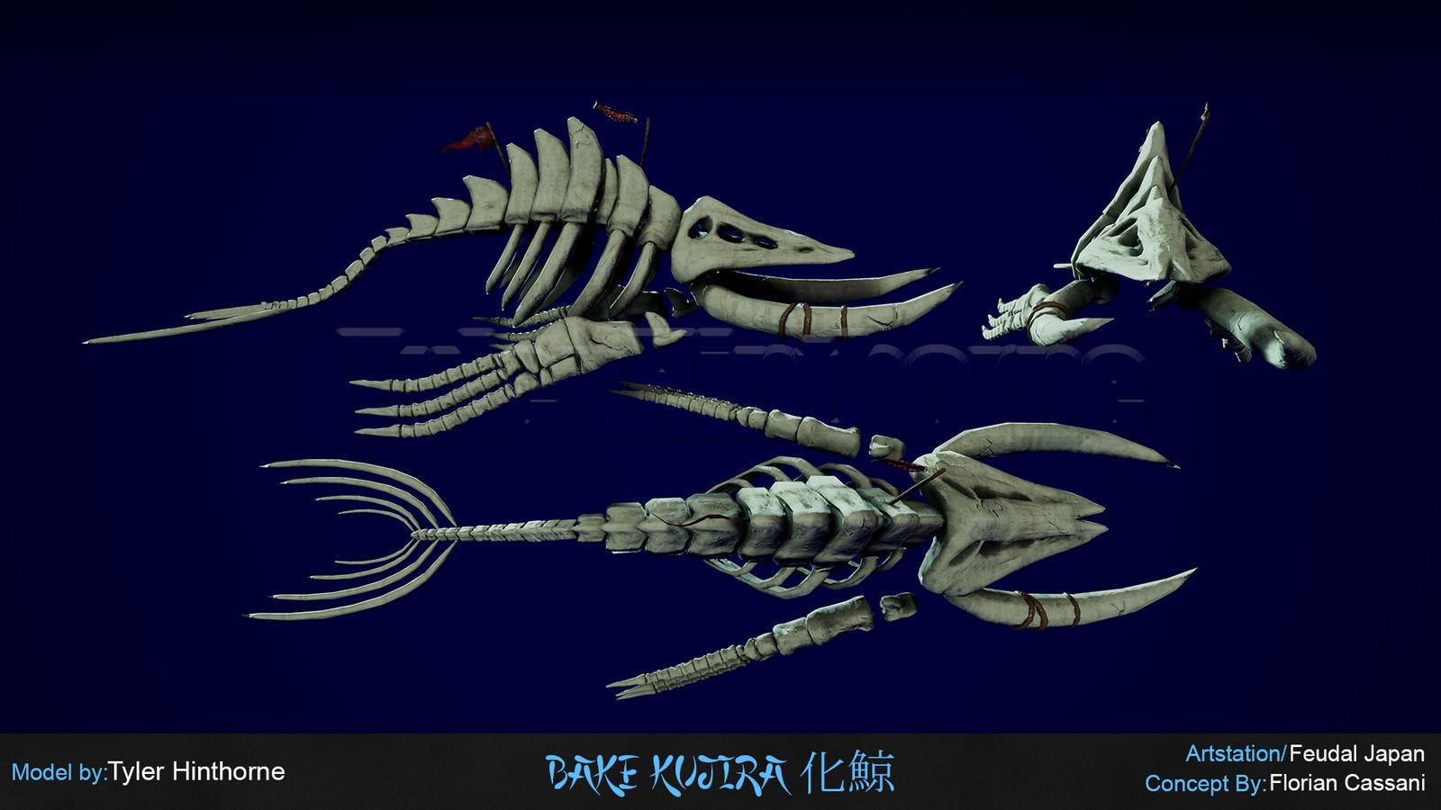 Skeleton Renders