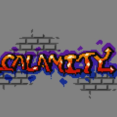 Graffiti - Calamity