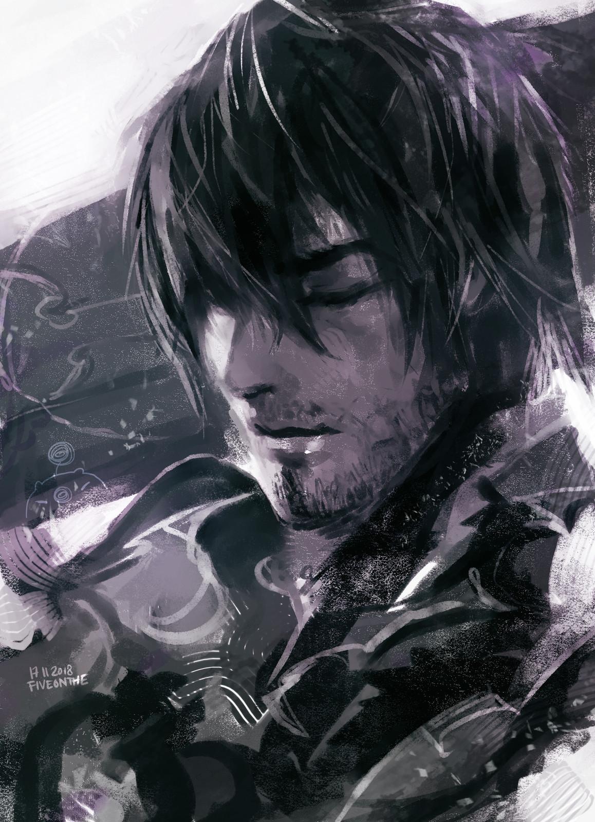Warrior of Darkness.