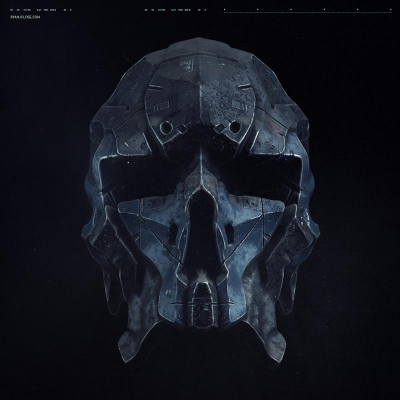 Skull Mech