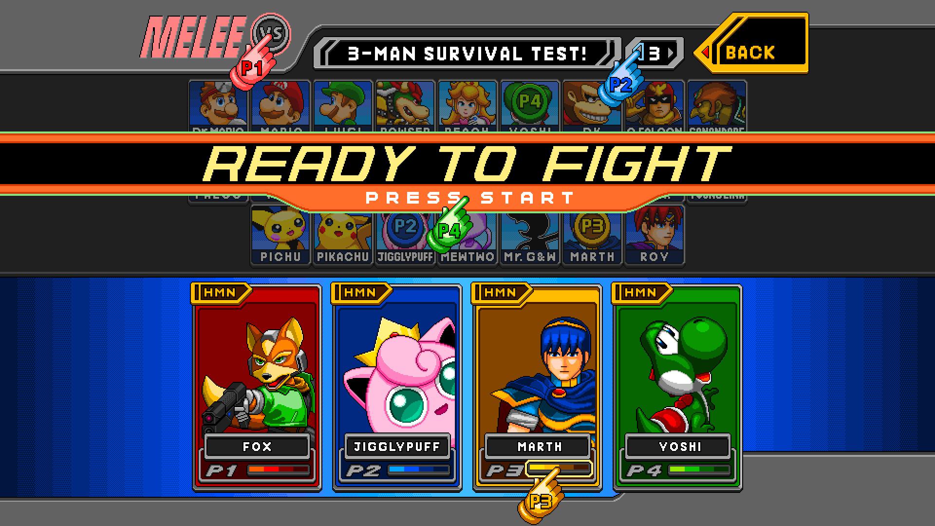 Daniel bernal 03 choose your fighter finished bernalstudio