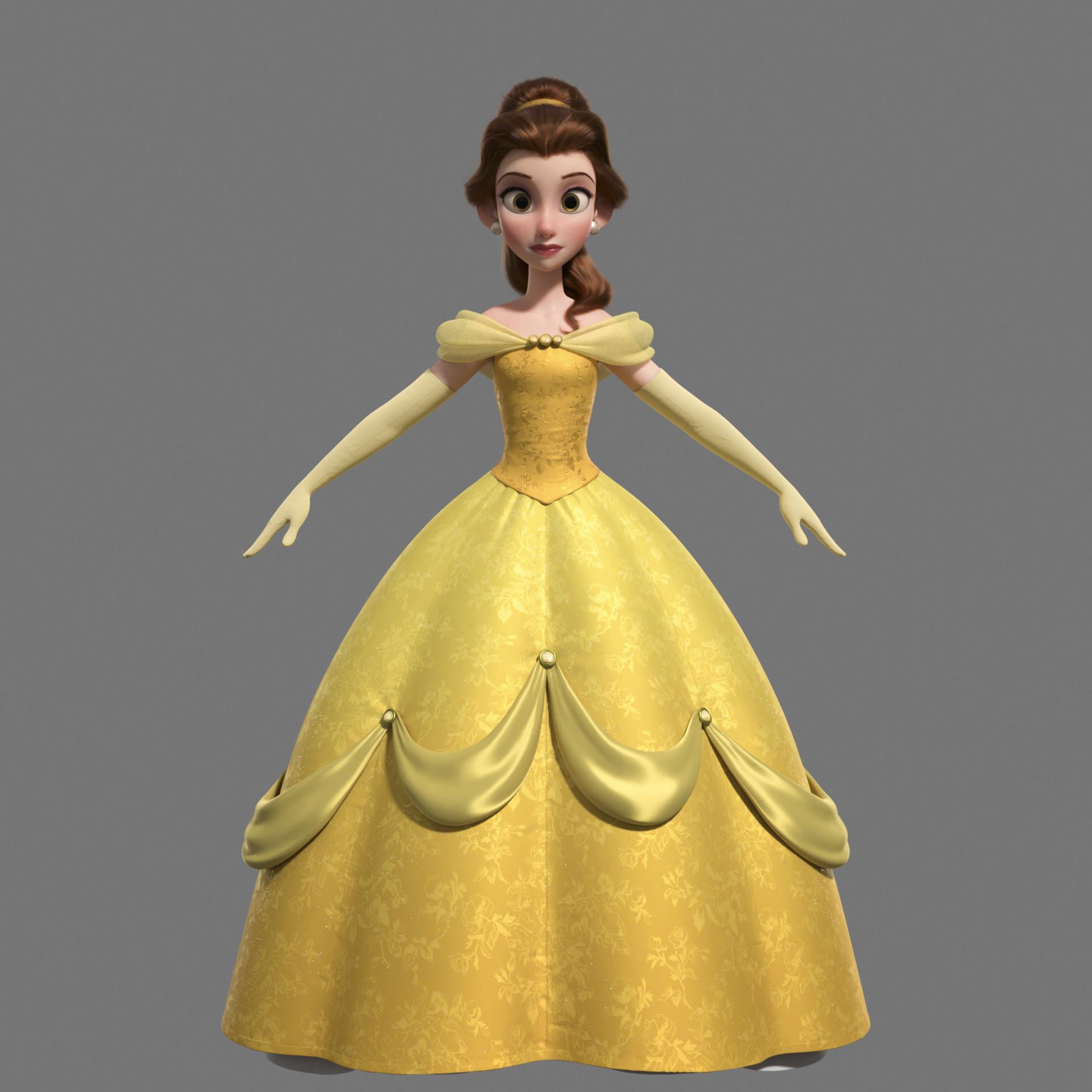 """Les Princesses Disney """"Version Ralph 2.0"""" : Vos préférées ? Jay-jackson-1-1"""