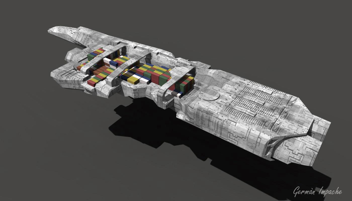 German impache geco carrier 4