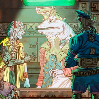 Kodar's flute - the law