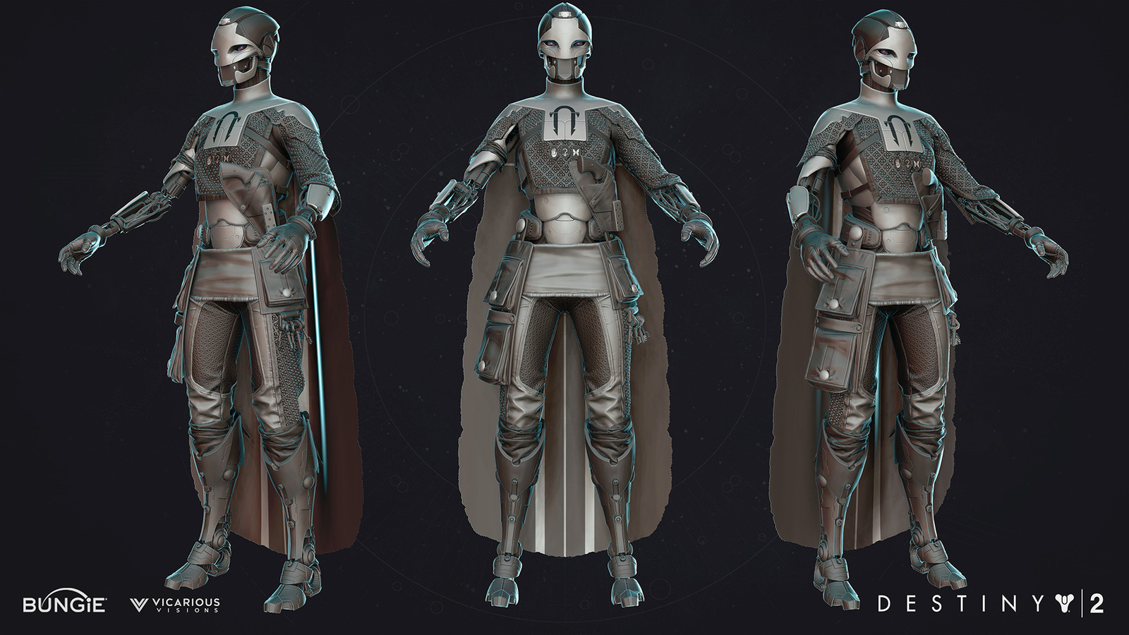 3D Sculpt rendered in zbrush
