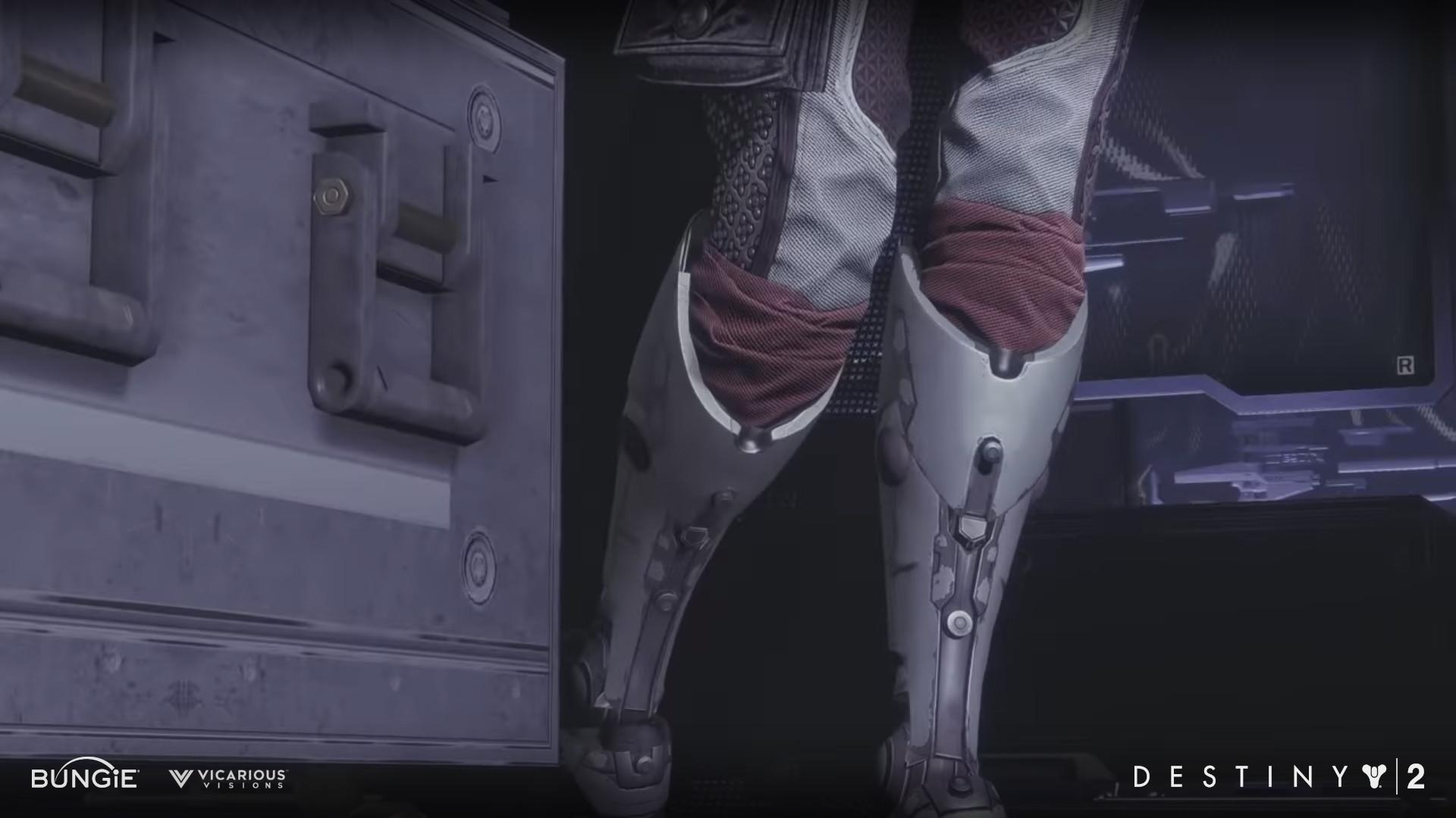 Chx hamlet ada legs chadhamlet