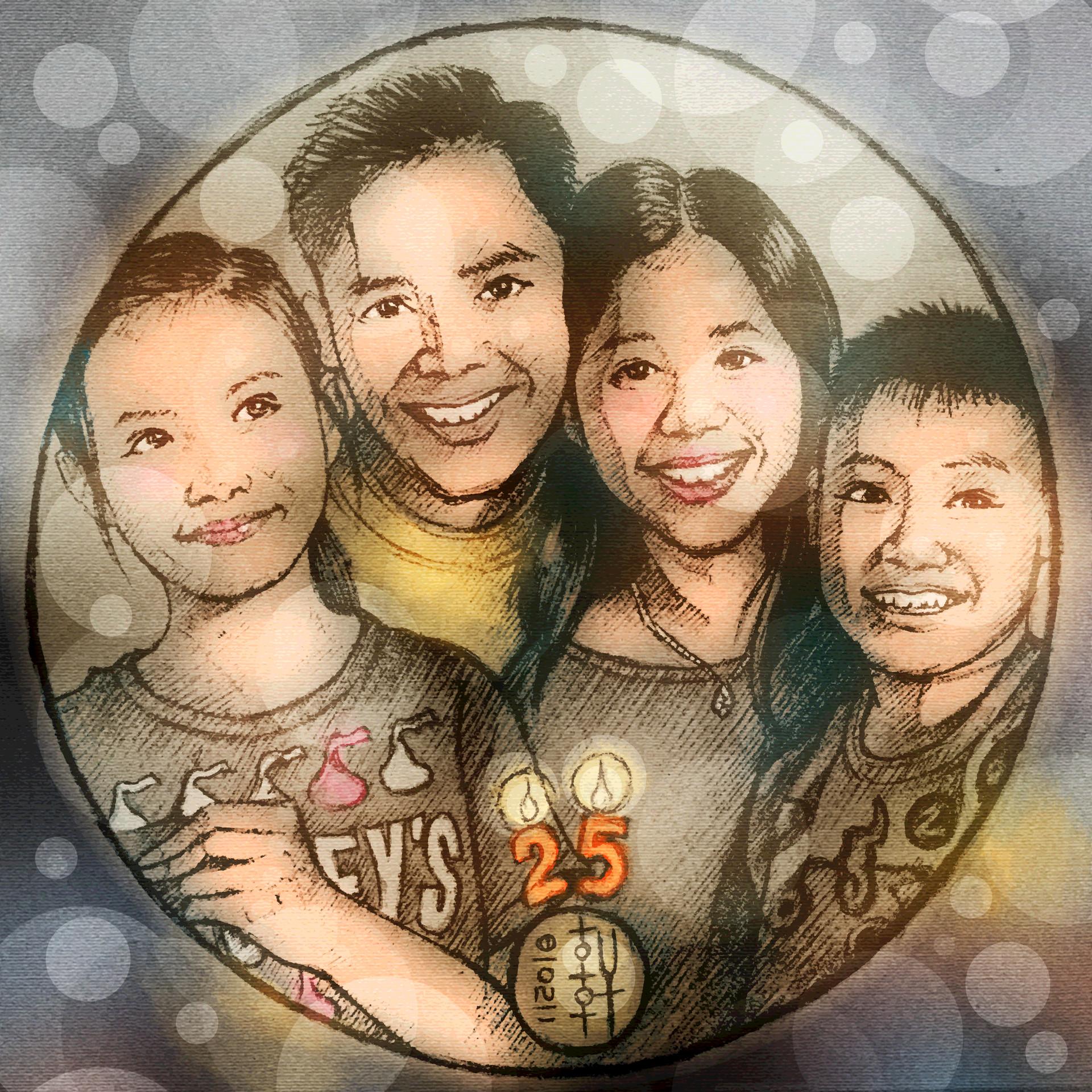 Eric lynx lin emilyfok family
