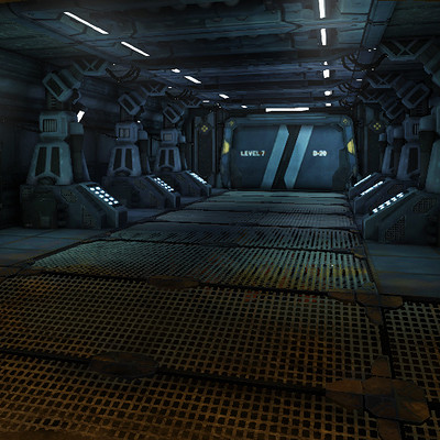 Anthony garcellano underground corridor 002 anthonygarcellano