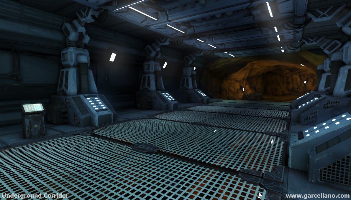 Anthony garcellano underground corridor 004 anthonygarcellano