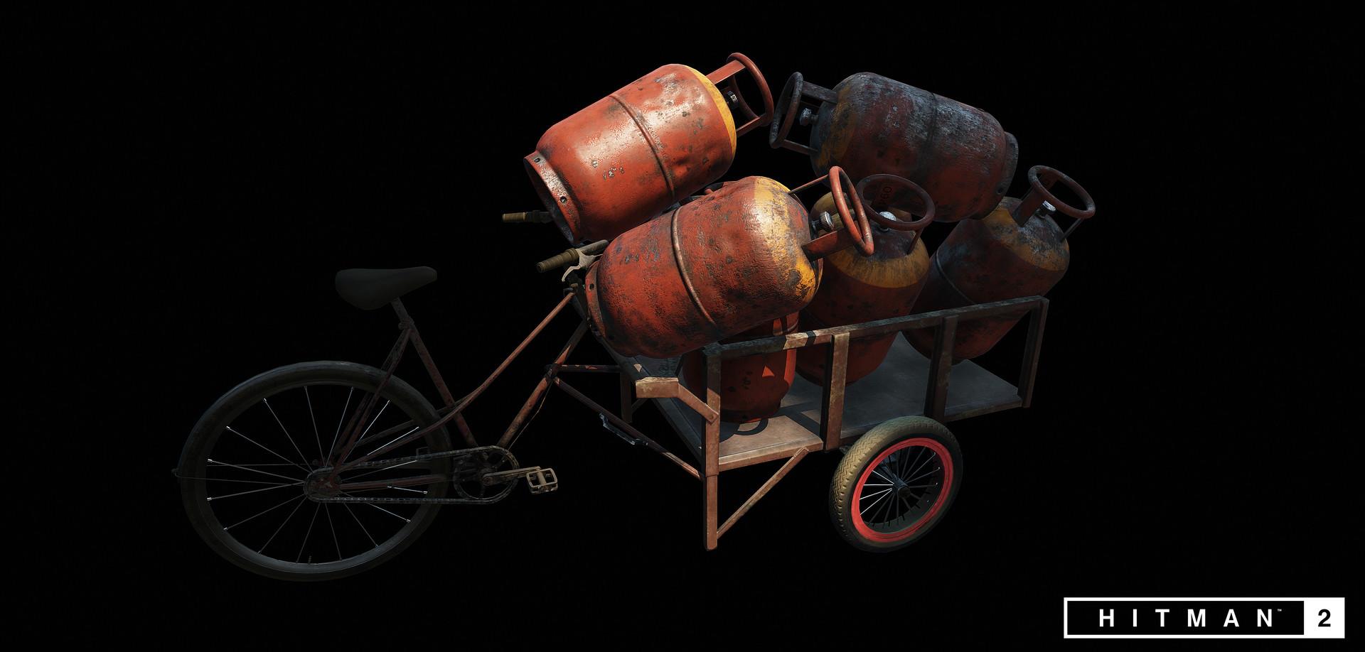 Emil skriver explosive bike