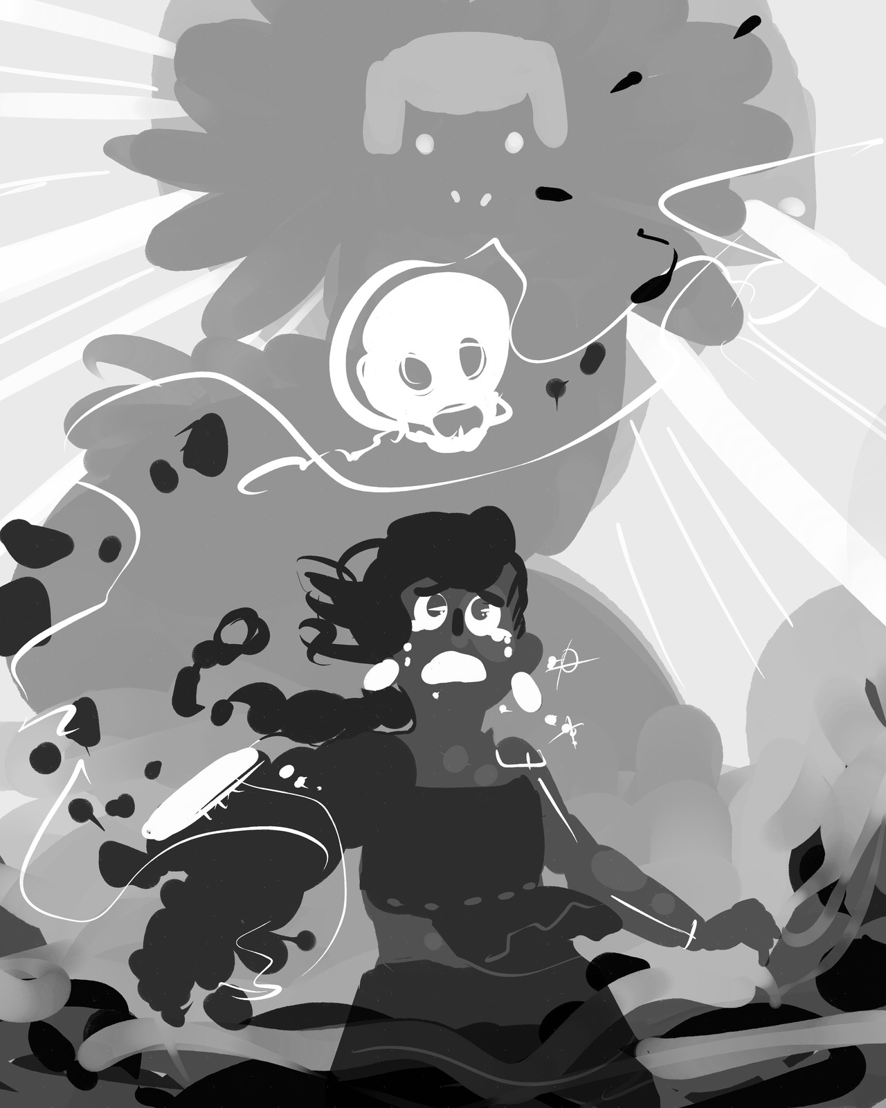 Bad Ending - Sketch