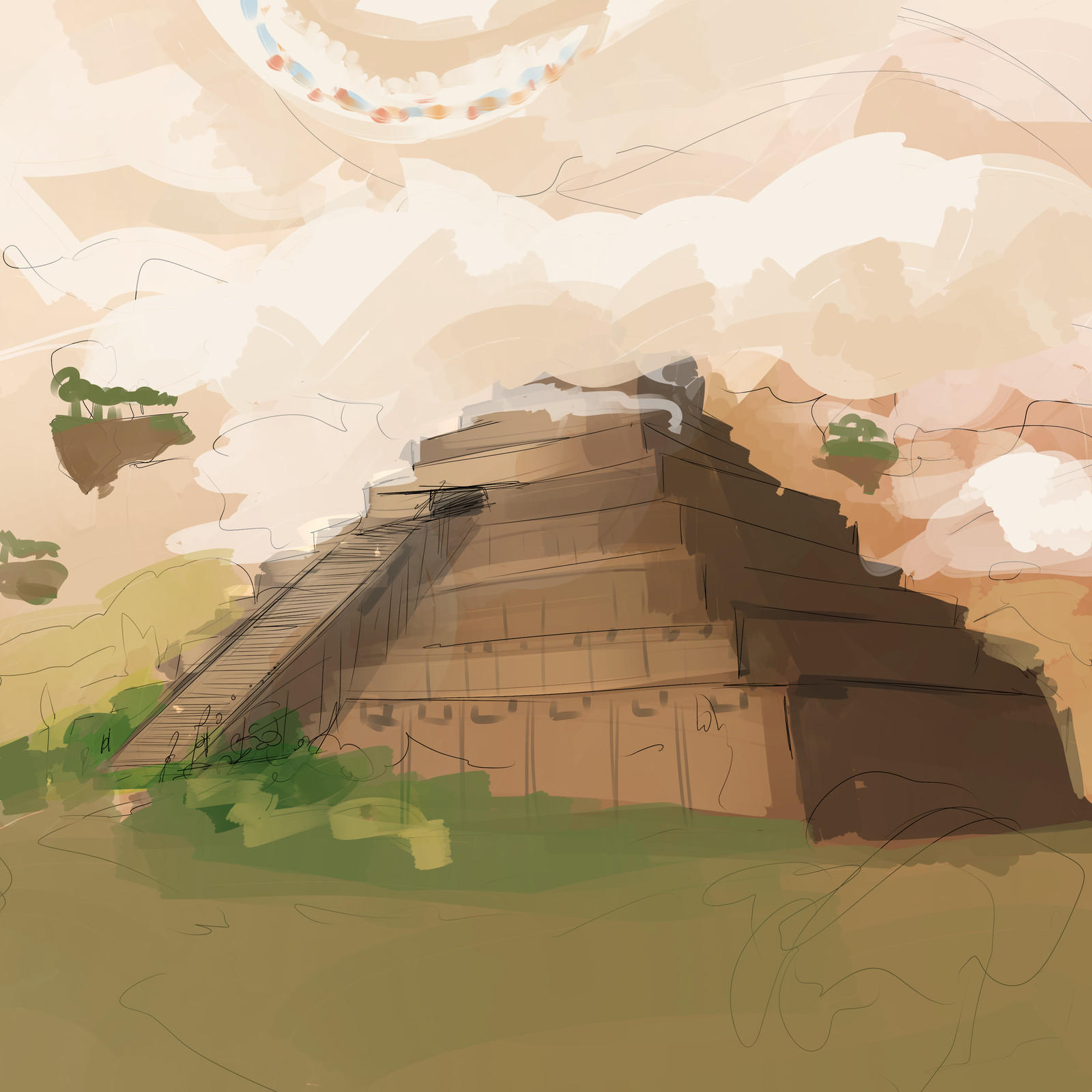 Temple of Quetzal