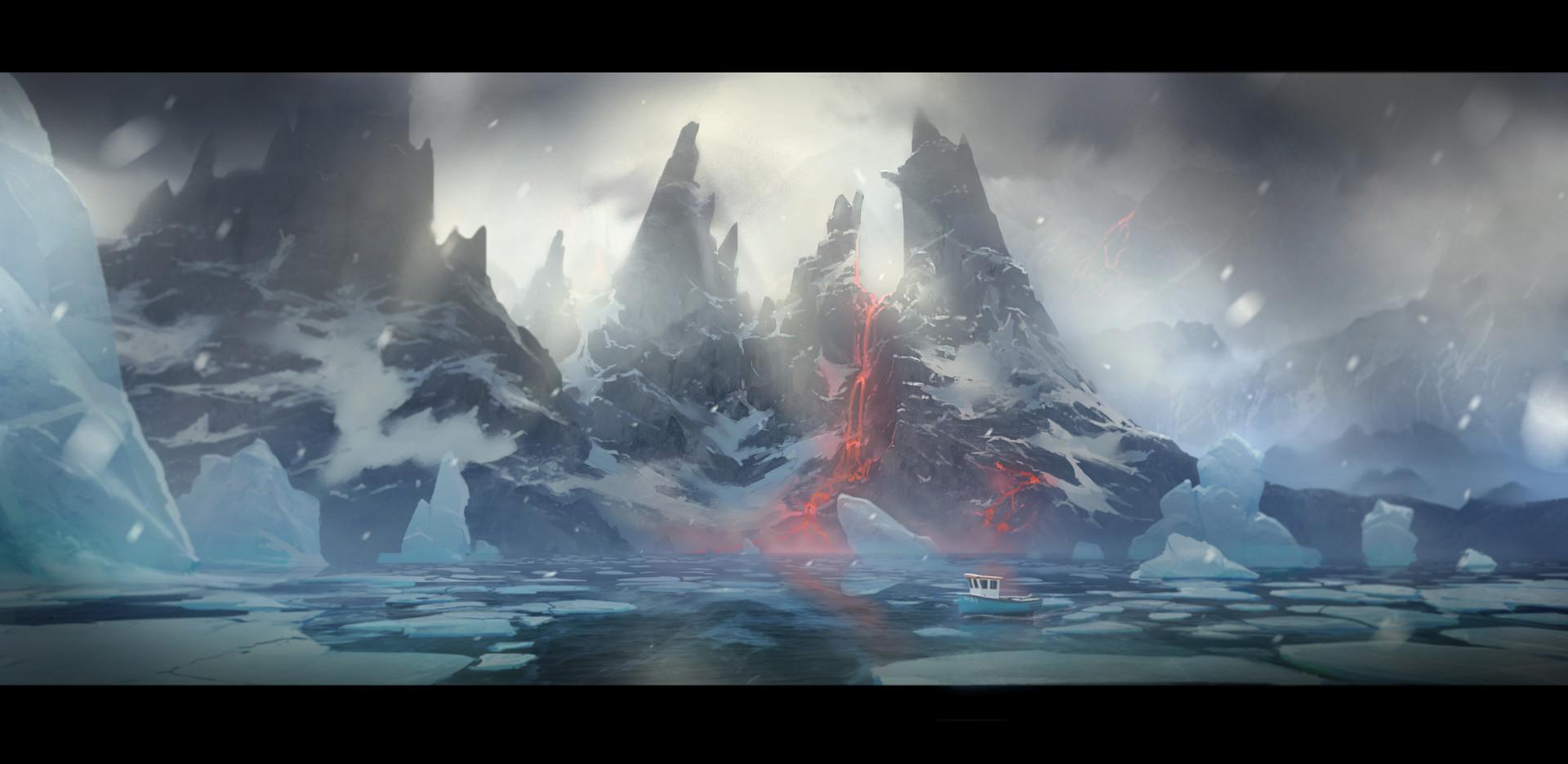 Brent minehan volcaniccoldlands