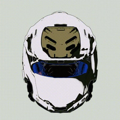 Thomas wievegg 360 helmet sketch