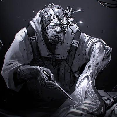 Sviatoslav gerasimchuk implant master