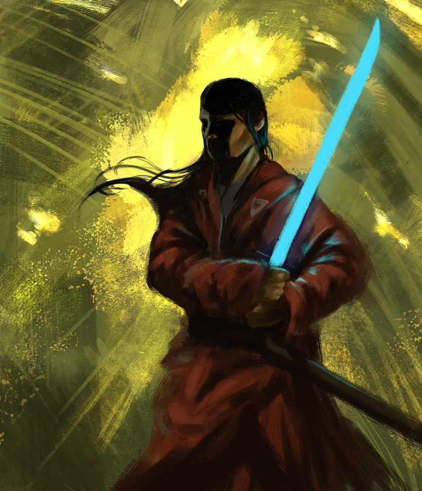 Danny kundzinsh light samurai2 sm