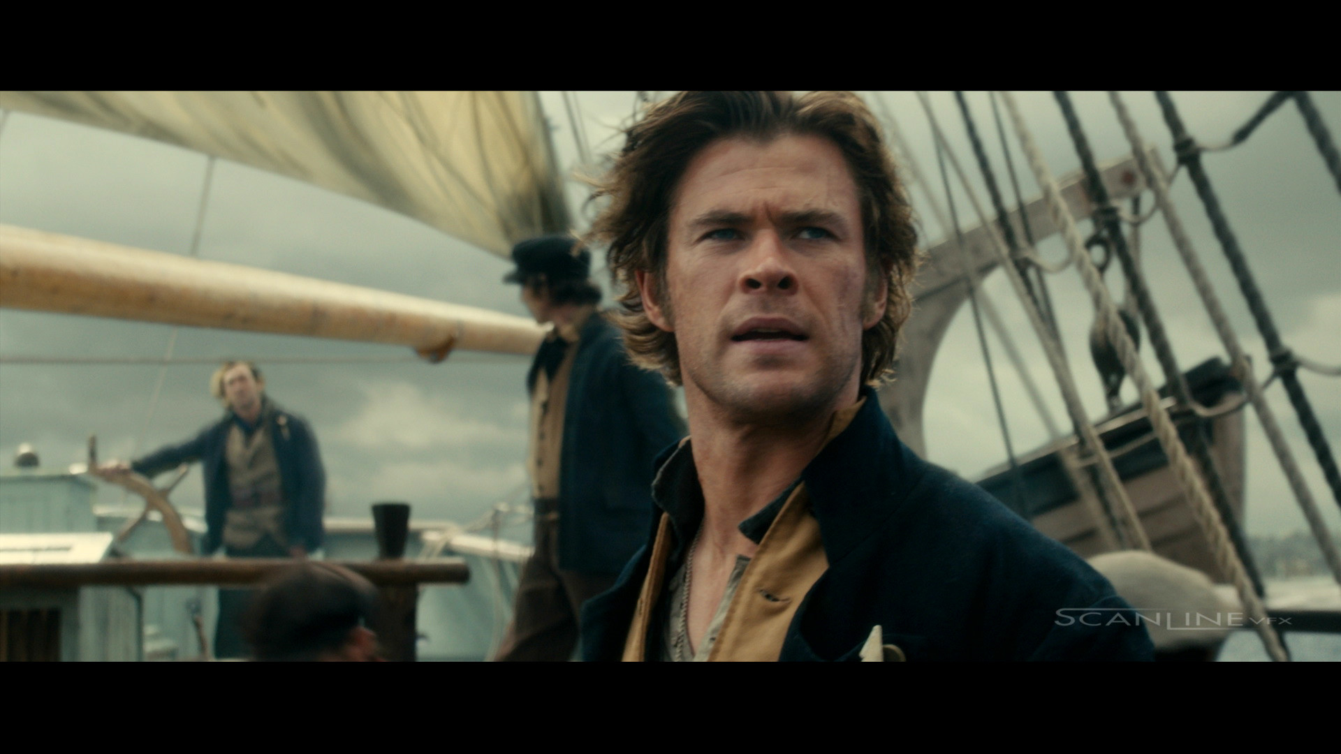 Compositing and integration work for In the Heart of the Sea - Work done at Scanline VFX with a team of 3D artists. Software used: Nuke.