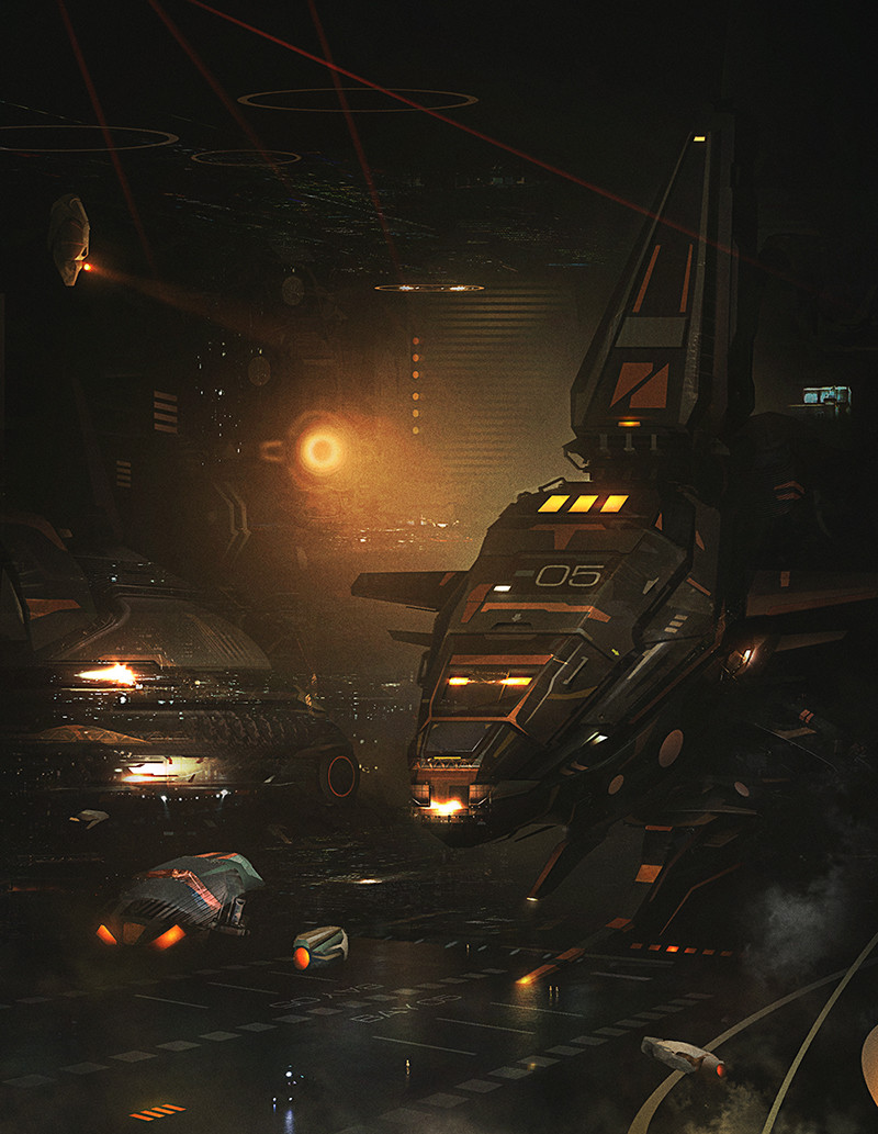 Worldview - Mars Hangar