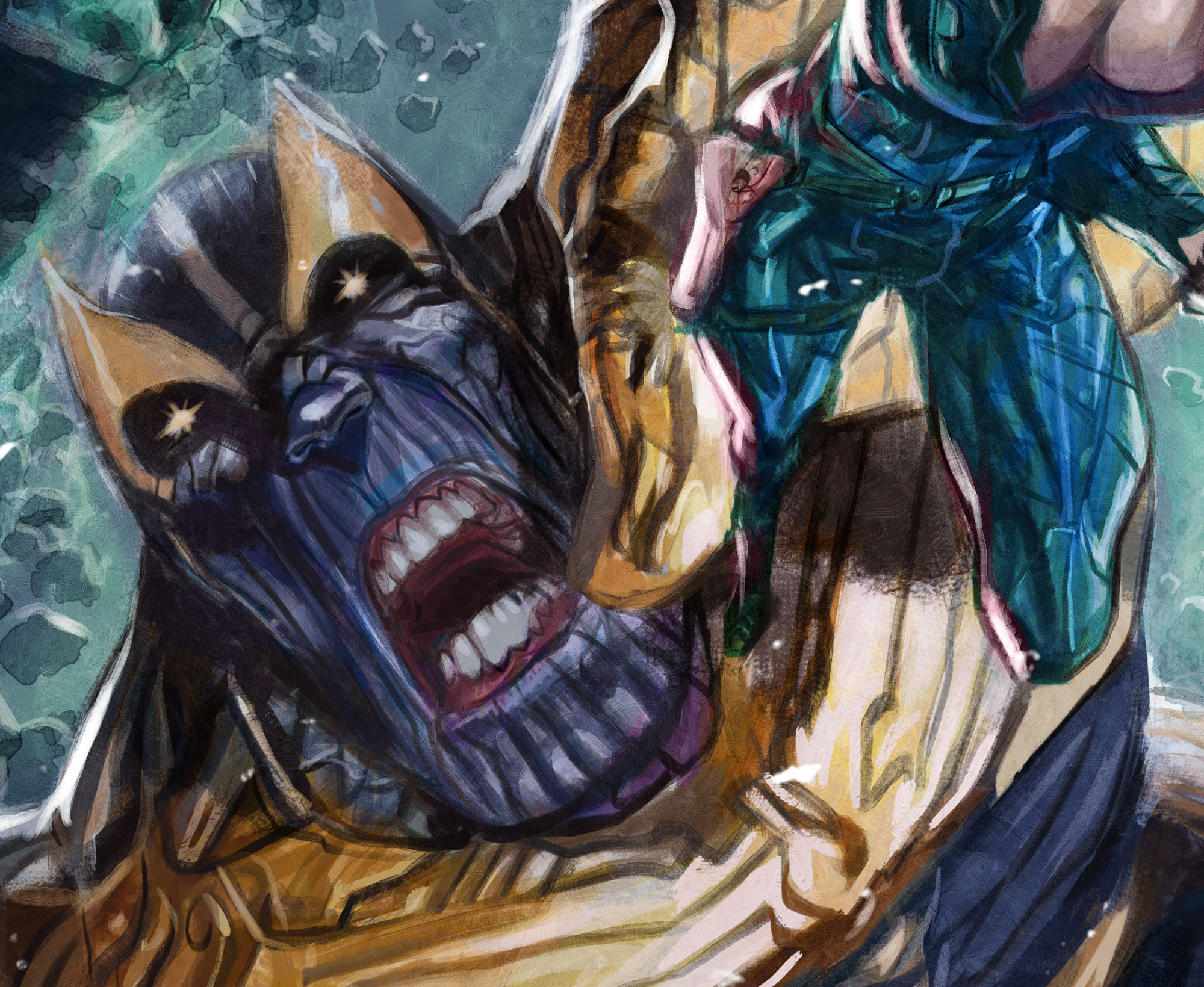 close #1 Thanos