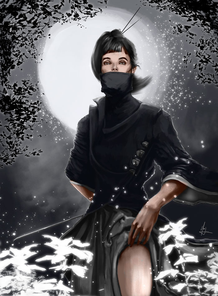 Efrain sosa chica ninja