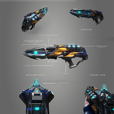 Jan philipp eckert dhs ca weapon scifi rifle 04