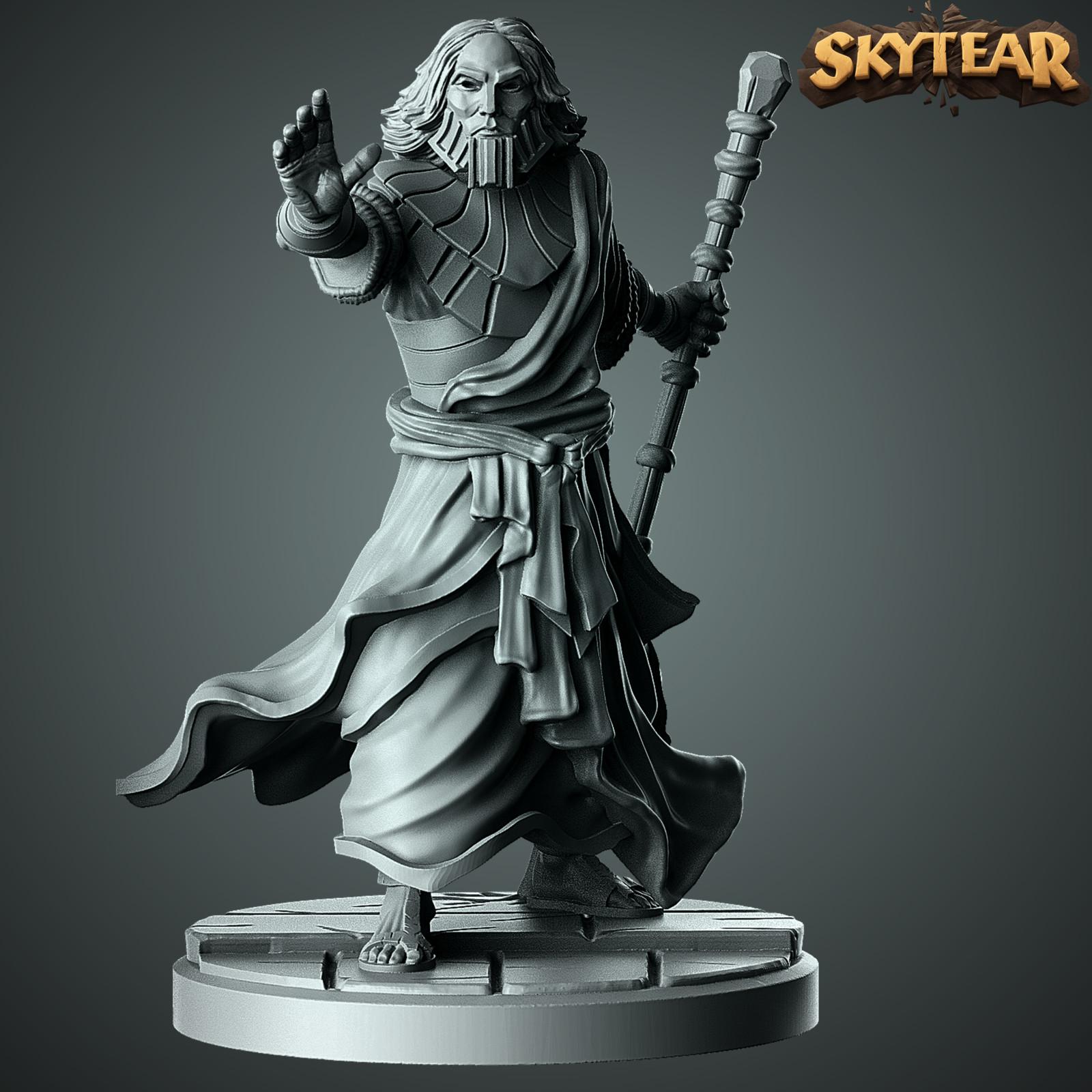Skytear board game miniatures - Setheru