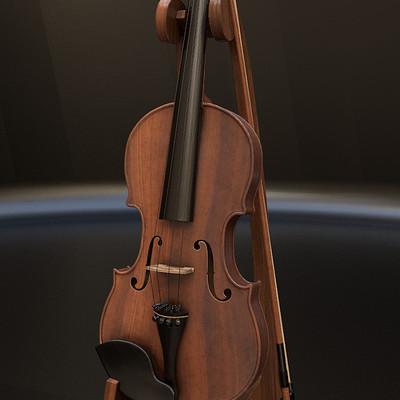 Logan mcguire violin setpiece