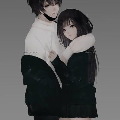 Aoi ogata aoi x kyriee12