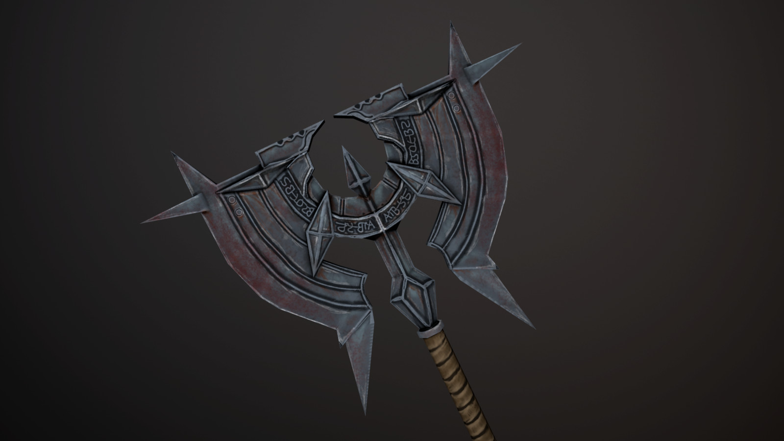 Bloody Battle Axe