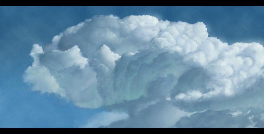 Christopher pigden cloud study