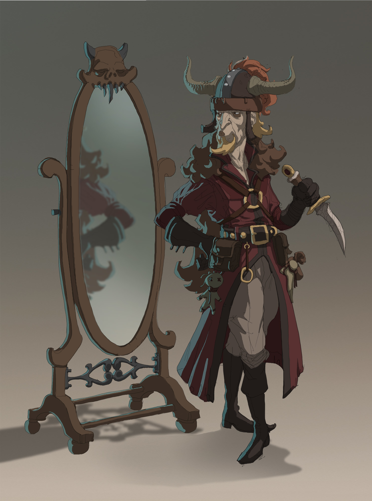 Jason borne character customizationc