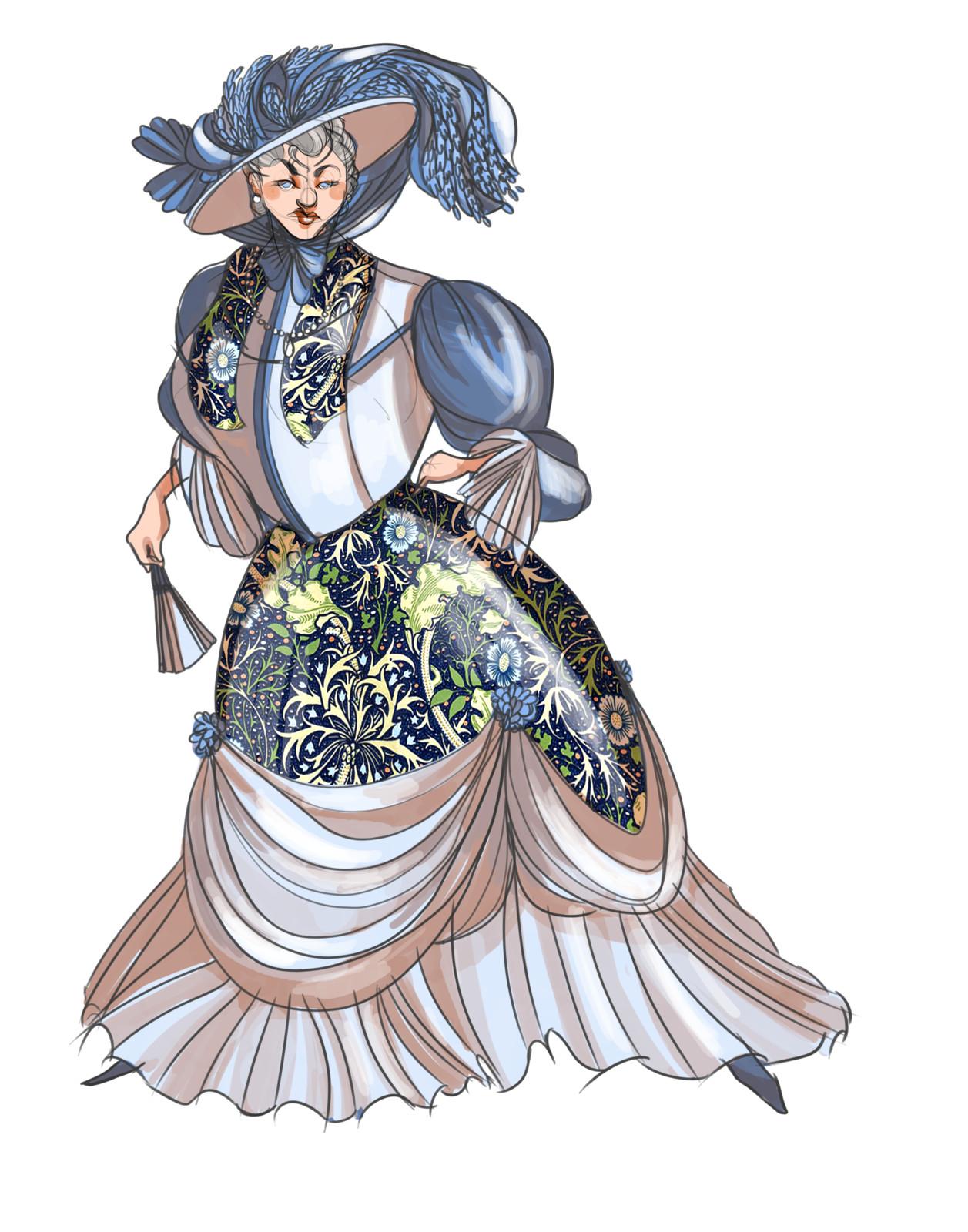 Albert Herring: Lady Billows