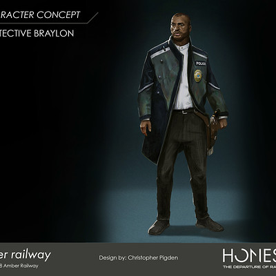 Christopher pigden honesty concept art braylon