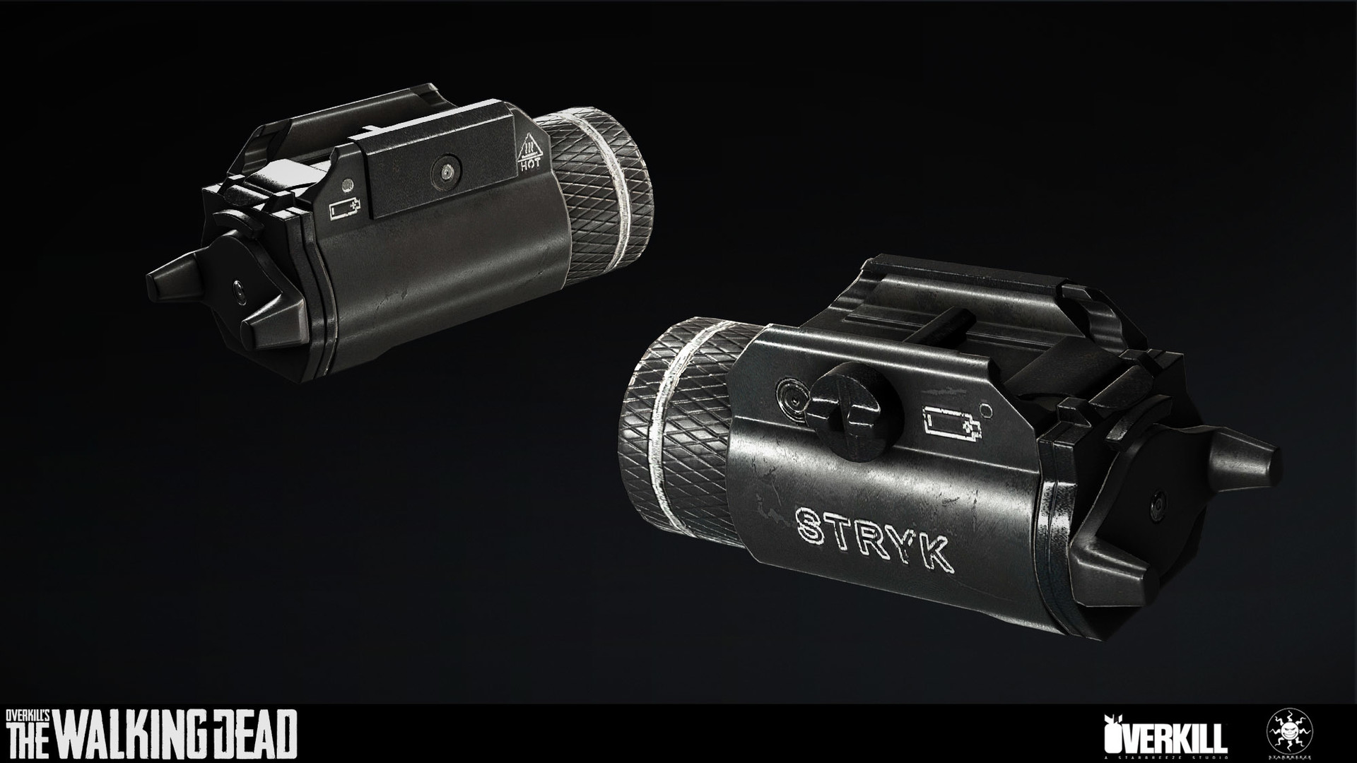 Maxi vazquez pistol flashlight