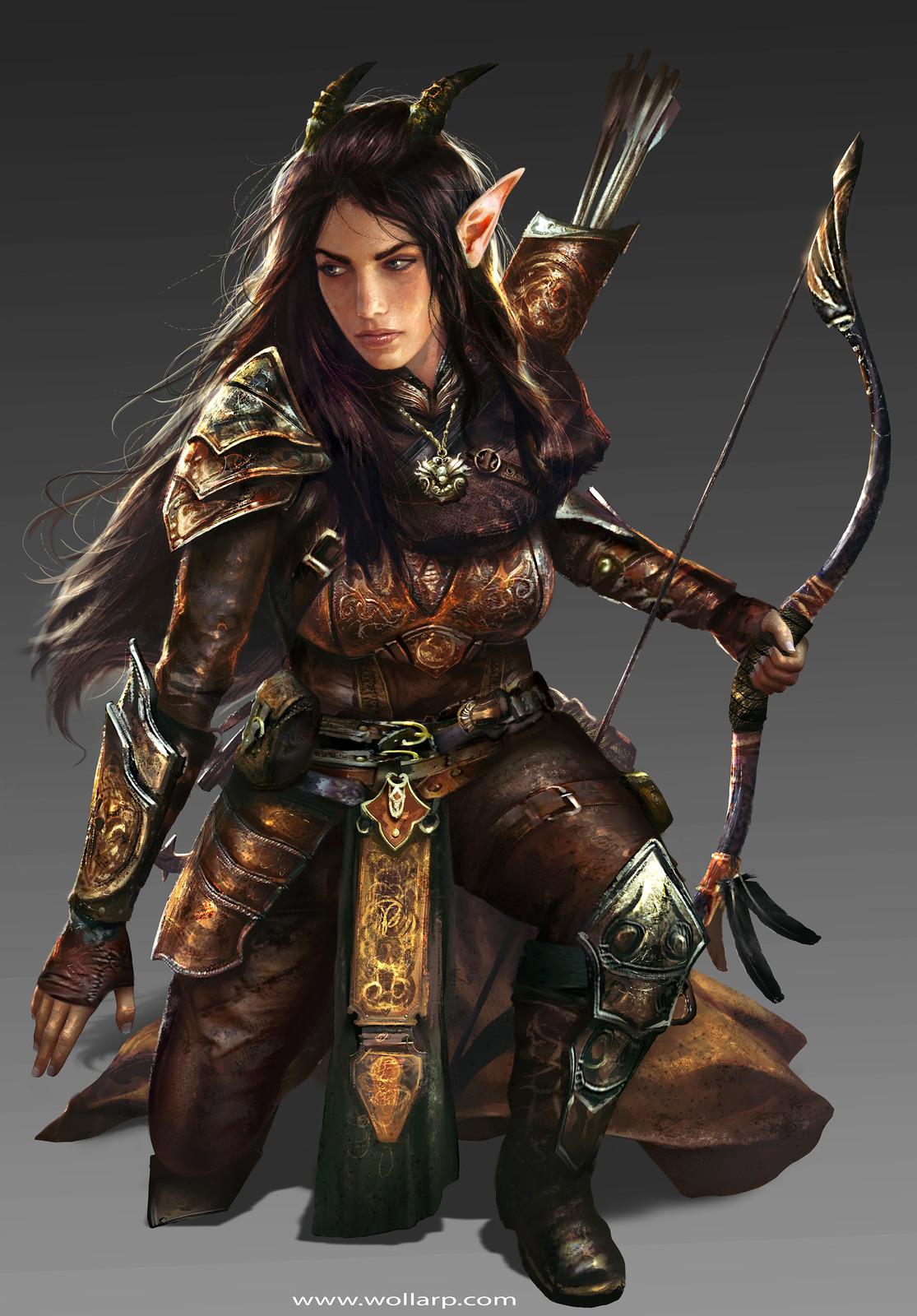 Illiandra Burkewood-Warriors of Light