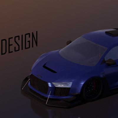 Veer design audir8