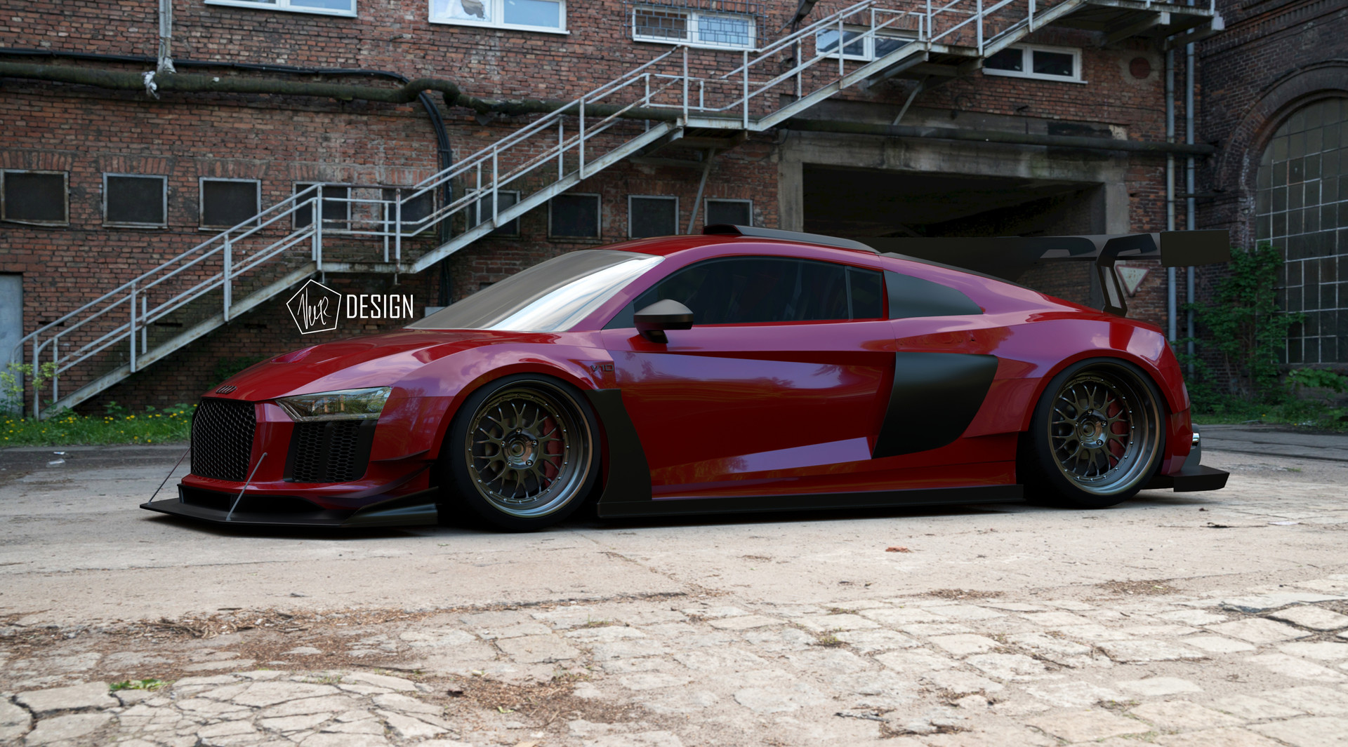 Veer design r8red