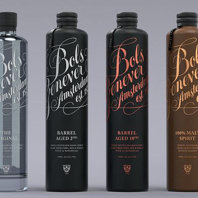 Bols Gin Range